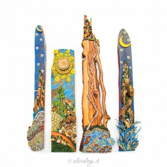paesaggi verticali Artigiano in Fiera