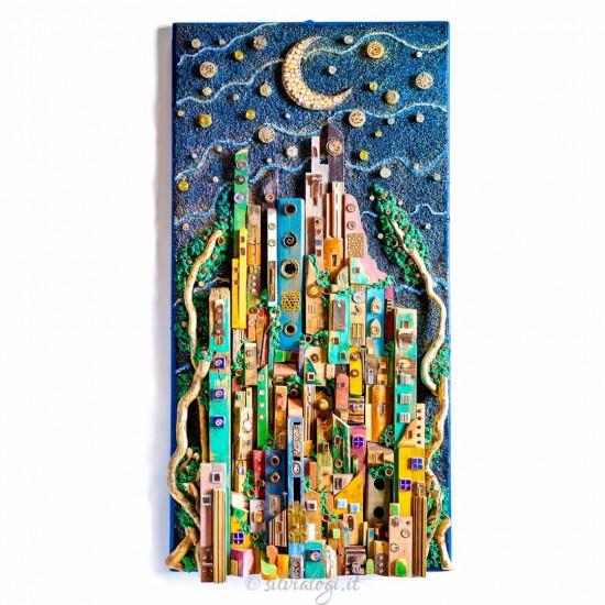 Città sotto correnti di stelle