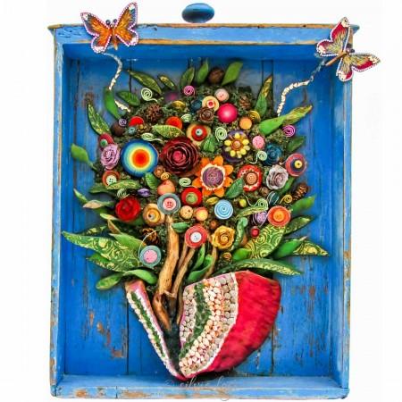 Il cassetto dei fiori segreti